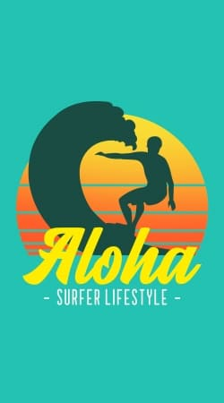 cover Aloha Surfer lifestyle