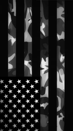 cover American Camouflage