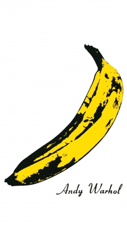 cover Andy Warhol Banana