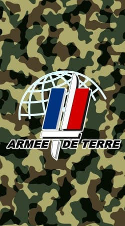cover Armee de terre - French Army