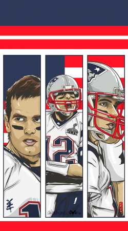 cover Brady Champion Super Bowl XLIX