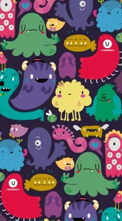 cover Colorful Creatures