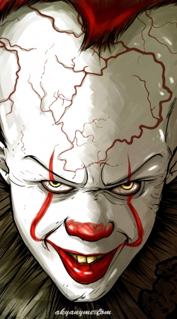 cover Evil Clown