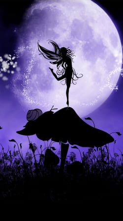cover Fairy Silhouette 2