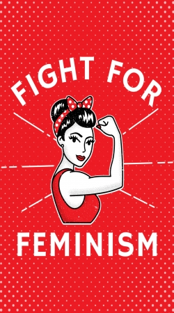 cover Fight for feminism