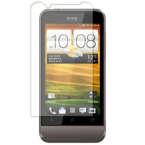 2 Protective Screen Film HTC One V
