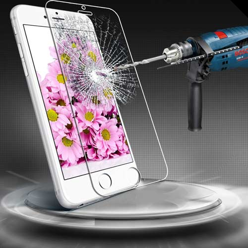 Iphone 6 4.7 Screen Protector - Premium Tempered Glass