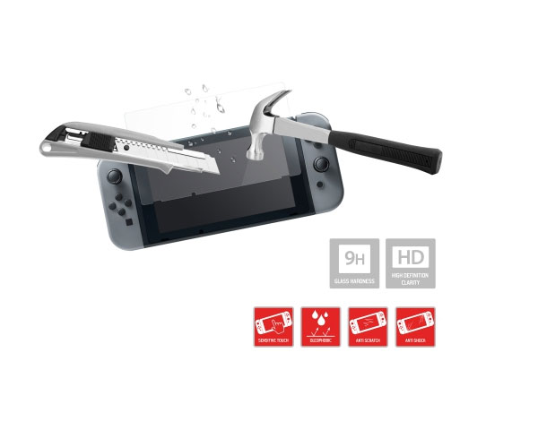 Nintendo Switch Screen Protector - Premium Tempered Glass