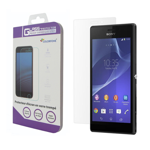Sony Xperia M5 Screen Protector - Premium Tempered Glass