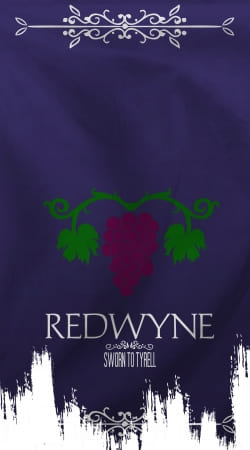 cover Flag House Redwyne