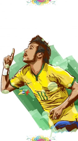 cover Football Stars: Neymar Jr - Brasil