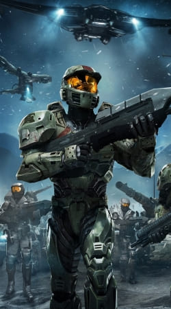 cover Halo War Game