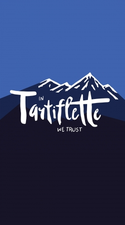 cover in tartiflette we trust