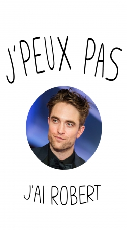 cover Je peux pas jai Robert Pattinson