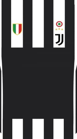 cover JUVENTUS TURIN Home 2018