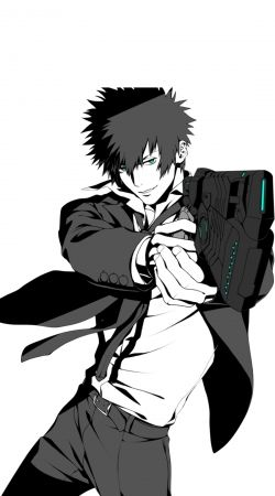 cover Kogami psycho pass
