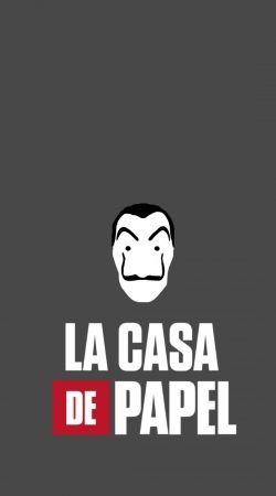 COVER LA CASA DE PAPEL per APPLE IPHONE SAMSUNG GALAXY HUAWEI ASUS