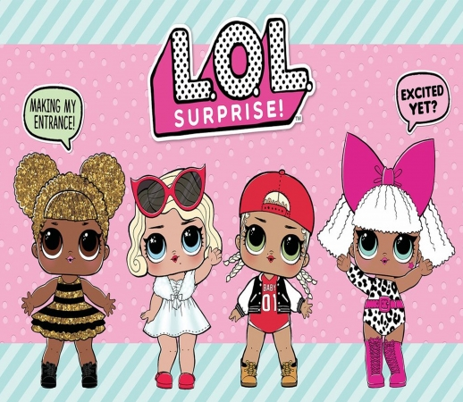 Lol Surprise Dolls Cartoon Samsung Galaxy Note 9 Case Wallet Case