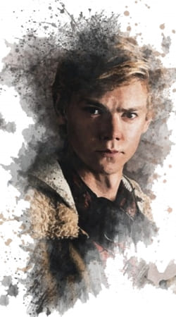 cover Maze Runner brodie sangster
