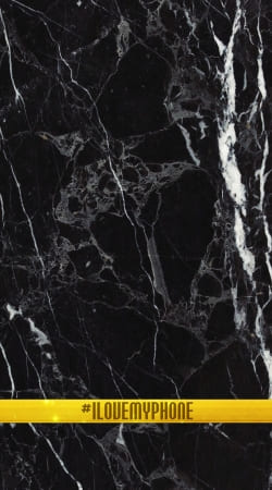cover Minimal Marble Black
