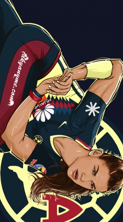 cover Morgan Club America