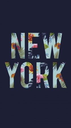 cover New York Floral