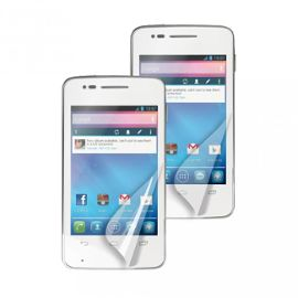 Screen Protector 2-in-1 Pack - Alcatel One Touch S'Pop