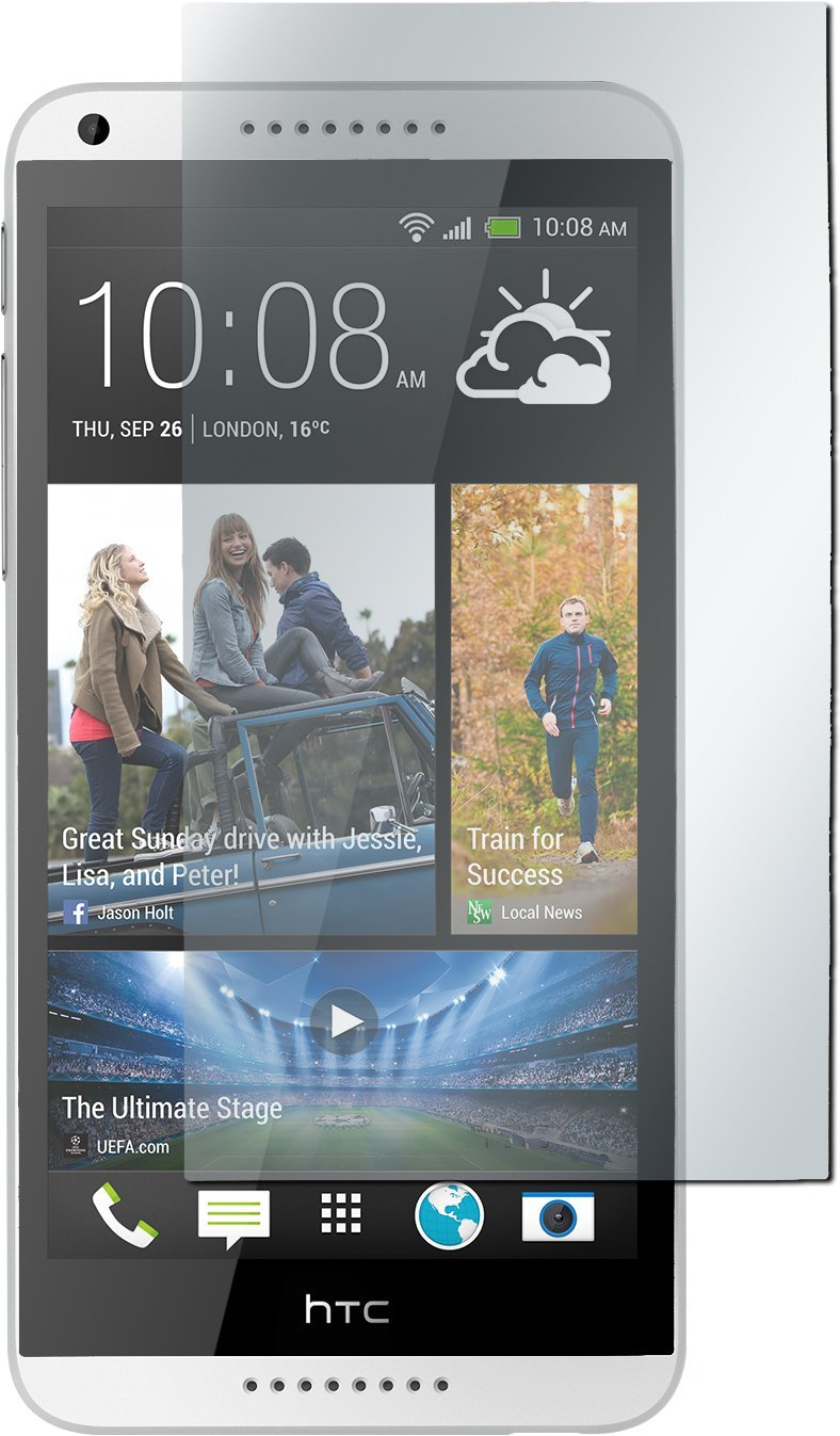 Screen Protector 2-in-1 Pack - HTC Desire 816