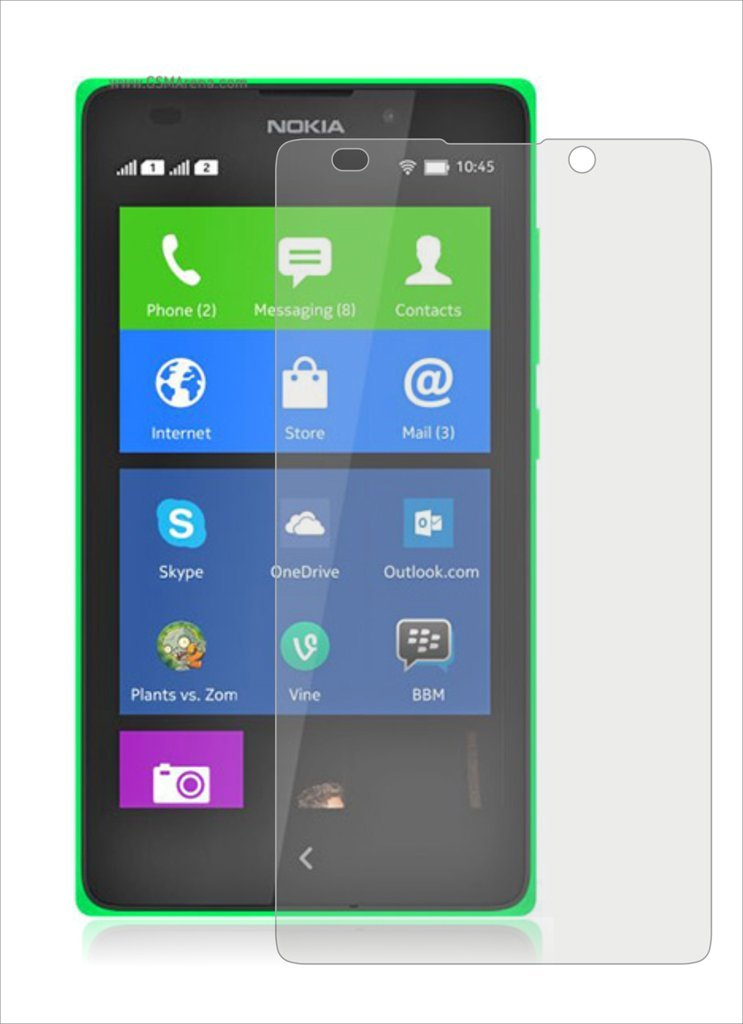 Screen Protector 2-in-1 Pack - Nokia XL