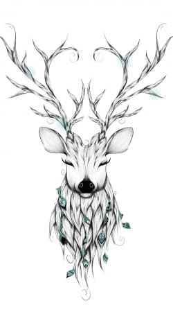 cover Poetic Deer