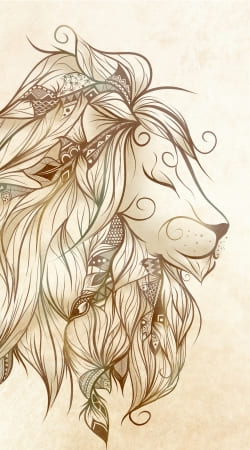 cover Poetic Lion
