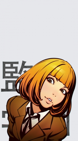 cover Prison school  Hana