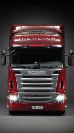 cover Scania Track