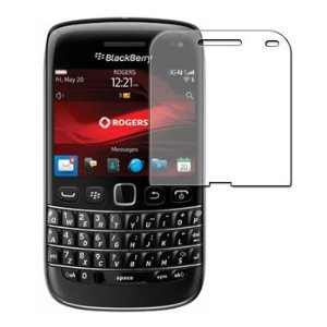 2 Protective Screen Film Blackberry Bold 9790