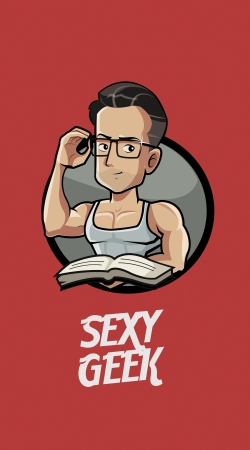 cover Sexy geek