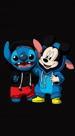 cover Stitch x The mouse