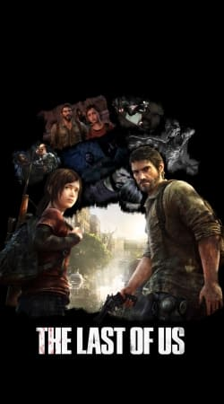 cover The Last Of Us Zombie Horror