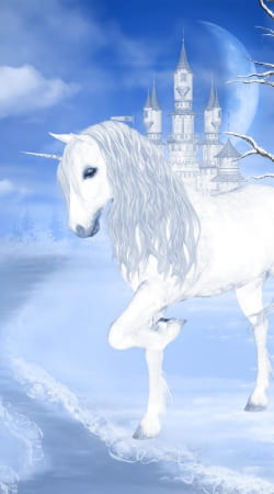 cover The White Unicorn
