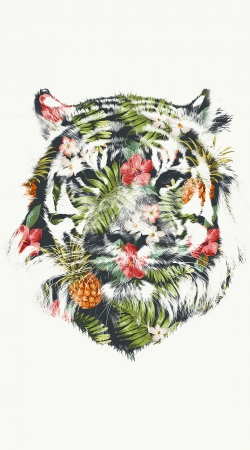 cover Tropical Tiger