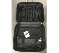 "Wheeled bag cabin luggage suitcase trolley 17"" laptop 58163"