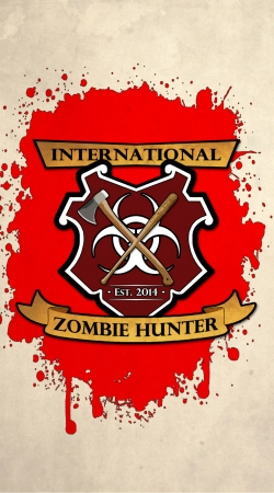 cover Zombie Hunter