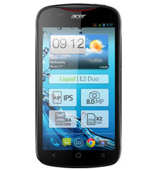Acer Liquid E2 Duo case