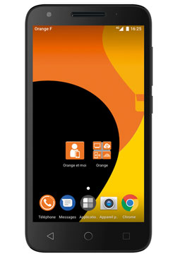 Orange Rise 52 / Alcatel U5 4G cases