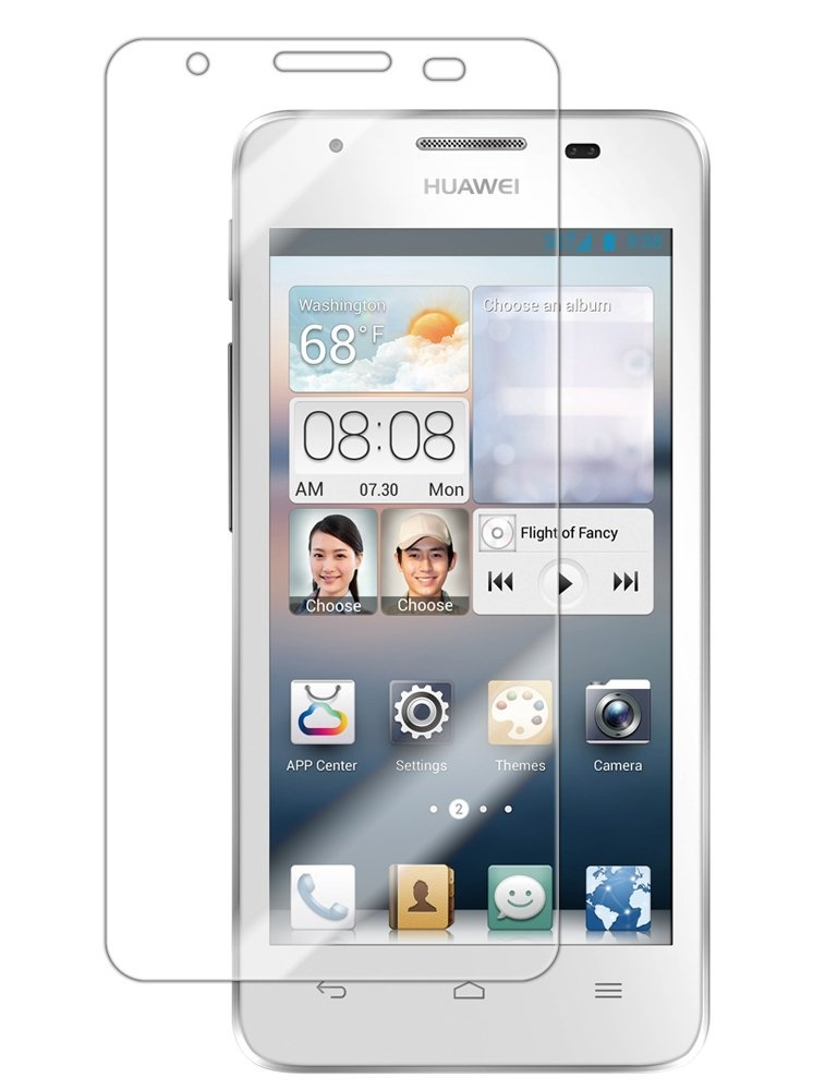 Screen Protector 2-in-1 Pack - Huawei Ascend Mate
