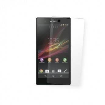 2 Protective Screen Film Sony Xperia ZL