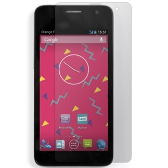 Screen Protector 2-in-1 Pack - Alcatel One Touch Idol Mini