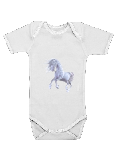 A Dream Of Unicorn for Baby short sleeve onesies