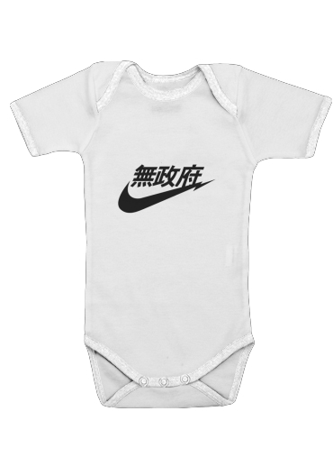 Air Anarchy Air Tokyo for Baby short sleeve onesies
