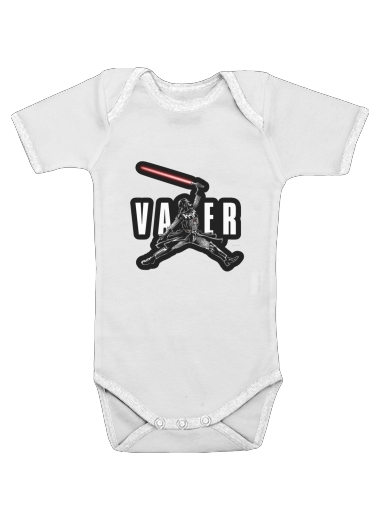 Air Lord - Vader for Baby short sleeve onesies