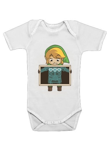 Anatomical Anomaly for Baby short sleeve onesies